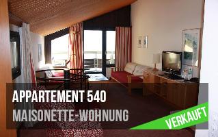 Appartement 540
